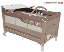 Baby Design Dream łóżeczko turystyczne brązowy 09 wysyłka 24h Enova24576