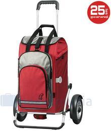 Andersen Wózek na zakupy Royal Plus 143 Hydro 143-036-70 Czerwony - czerwony 143-036-70