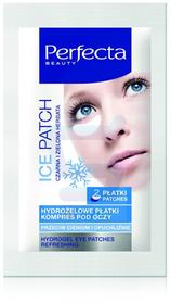 DAX Cosmetics Perfecta Płatki hydrożelowe Kompres pod oczy 1 szt.