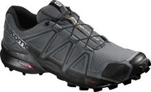 Salomon Buty męskie Speedcross 4 Dark Cloud/Black/Pearl Grey roz 42 392253) 392253