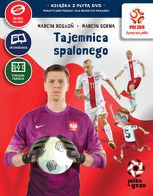 Papilon PZPN Piłka w grze Tajemnica spalonego + DVD - Marcin Rosłoń, Dorna Marcin