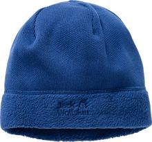 Jack Wolfskin Czapka CASTLE ROCK CAP royal blue