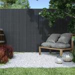 Jarolift Dwustronna mata osłonowa PVC Standard. szer. listwy 13 mm. szara. 500x100 cm