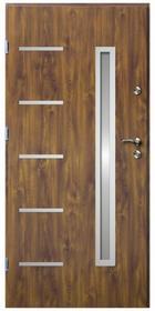 OK DOORS TRENDLINE Drzwi wejściowe sennso  lewe 90 OK DOORS TRENDLINE
