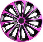 Opinie o VERSACO kołpaki MAKO pink/black 4 szt 15