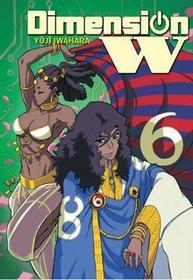 Waneko Yuji Iwahara Dimension W. Tom 6