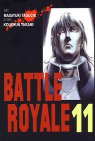 Koushun Takami Battle Royale 11  - BEZPŁATNY ODBIÓR w Księgarniach Świat Książki | DARMOWA WYSYŁKA od 99 zł
