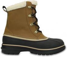 Crocs AllCast II Boot M Wheat/Black 42 43 M9)