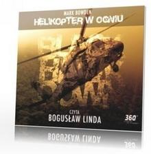 Mayfly Helikopter w ogniu. Audiobook Marc Bowden