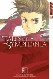Tokyopop Tales of Symphonia. Bd.1