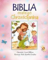 Wydawnictwo Diecezjalne i Drukarnia w Sandomierzu Biblia małego chrześcijanina różowa