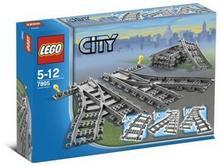 LEGO City Zwrotnica kolejowa 7895