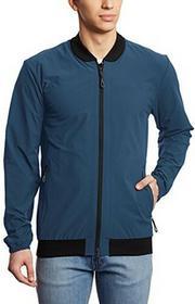 Męskie Standard 19 Training kurtki, niebieski, M AC0334