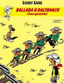 Egmont Ballada o Daltonach i inne opowieści. Lucky Luke - René Goscinny