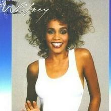 Whitney CD Whitney Houston
