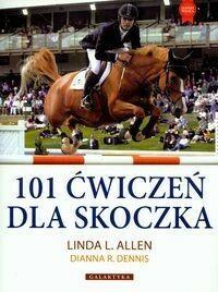 Galaktyka 101 ćwiczeń dla skoczka - Allen Linda L., Dennis Dianna R.