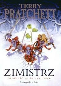 Prószyński Terry Pratchett Zimistrz. Opowieść ze świata dysku