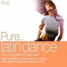 Pure Latin Dance CD Sony Music