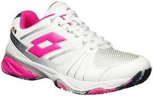 Lotto Buty tenisowe Esosphere Allround Woman - white/pink S1477