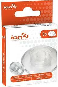 Butelka Uszczelki do kostek soli ion8 Proof na wodę do (3 zestawów) Ion8