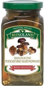 RUNOLAND grzyby zupy przetwory) PODGRZYBEK MARYNOWANY BIO 300 g