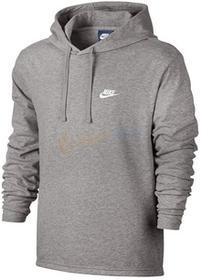 Nike Bluza męska NSW Hood Po Jersey Club szara) 12h