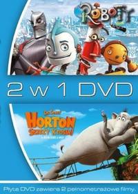 20th Century Fox Pakiet: Horton słyszy Ktosia / Roboty