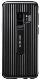 Samsung Obudowa dla telefonów komórkowych Protective Cover pro Galaxy S9 EF-RG960C) EF-RG960CBEGWW) Czarny