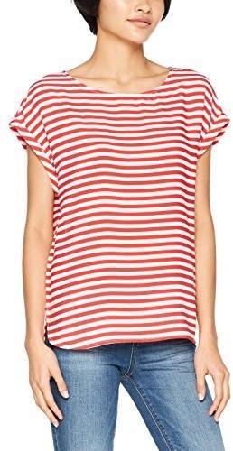 TOM TAILOR Denim torebka damska bluzka printed Sporty blouse Top - xl  20551760971-4079 22c11b77d1