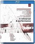 In Rehearsal & Performance Blu-ray)