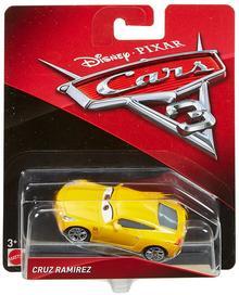 Mattel Auta 3 Cars Cruz Ramirez DXV33 DXV33 DXV29