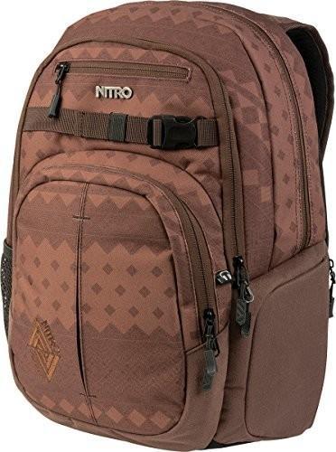 b341a1e67f672 Nitro deski snowboardowej unisex Chase Pack plecak