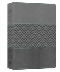 Barbour Pub Inc The KJV Cross Reference Study Bible Students' Edition [Charcoal]