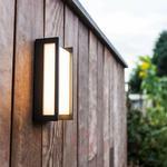ECO-Light Prosty kinkiet zewnętrzny LED Qubo