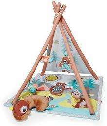 Skip Hop Mata edukacyjna dla dzieci od urodzenia, 0m+ Leśne zwierzątka w Tipi, 307900