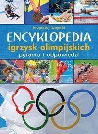 SBM Encyklopedia igrzysk olimpijskich - Krzysztof Szujecki
