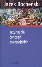 Trzynaście ćwiczeń europejskich Jacek Bocheński