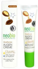 NeoBio krem pod oczy z olejkiem arganowym i kwasem hialuronowym Eko, 15 ml