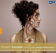 Vivaldi Atenaide CD) Paul Agnew Romina Basso Stefano Ferrari