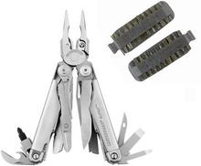 Leatherman Multitool Surge NEW + BIT KIT 830165+931014