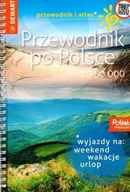 Demart praca zbiorowa Przewodnik po Polsce 1:750000, przewodnik i atlas, nowe wydanie