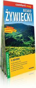 ExpressMap praca zbiorowa comfort! map Beskid Żywiecki. Laminowana mapa turystyczna 1:50 000