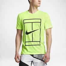 Nike Koszulka tenisowa Court Dry Top Baseline M 848388-367