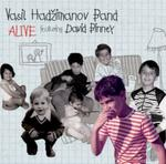 Alive (Vazil Hadzimanov Band) (CD / Album)