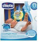 Chicco Zabawka Muzyczny księżyc Niebieski