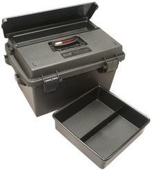 MTM sportsmen LED's Plus Utility Dry Box (Black 19-inch) SPUD6-40
