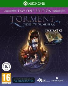 Torment Tides of Numenera Edycja Kolekcjonerska XONE