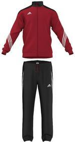 Adidas Dres treningowy Sereno 14 czerwono-czarny D82934