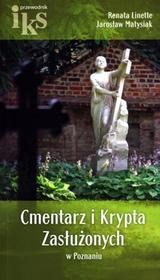 Linette Renata, Matysiak Jarosław Cmentarz i krypta zasłużonych w poznaniu / wysyłka w 24h