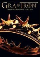 Gra o Tron Sezon 2 DVD